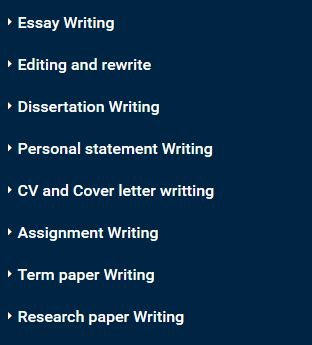 How to do term paper assignment