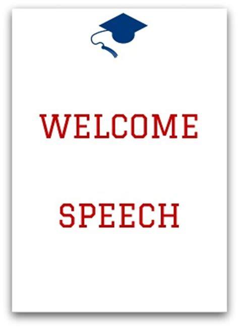 How to write a short graduation speech